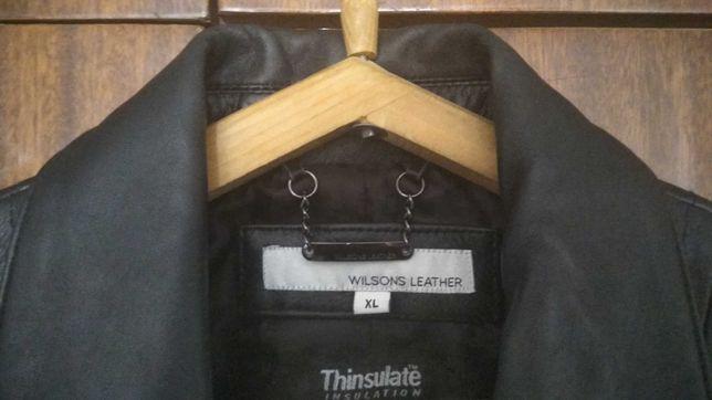 Куртка женская WILSONS LEATHER®США (натуральная кожа), 48-50 размер.