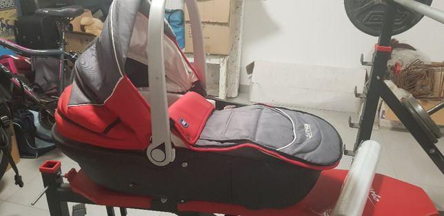 WÓZEK CHICCO TRIO 3W1 gondola , spacerówka gratis