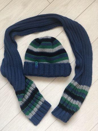 Шапка, шарф