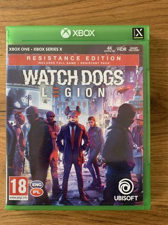 Gra Watch Dogs: Legion XBOX ONE/SERIES X