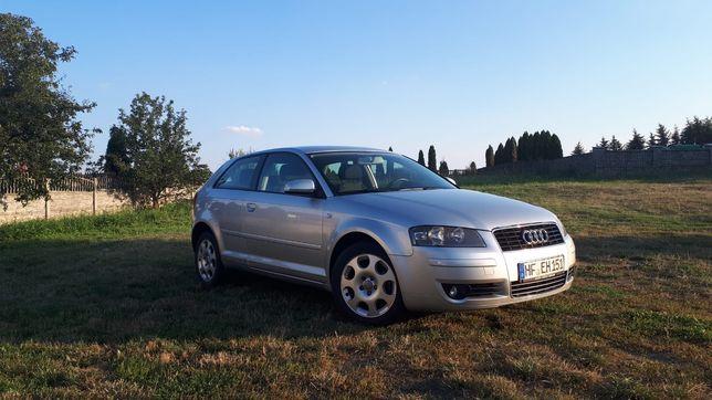Audi A3 po opłatach bardzo doinwestowany bogata wersja partronic itd