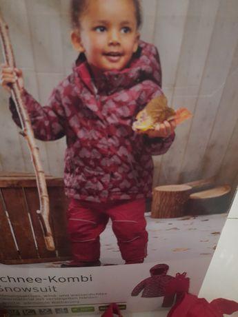Комбінезон на дівчинку 110 -116 Chibo
