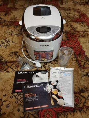Хлебопечь Liberton LBM 8211