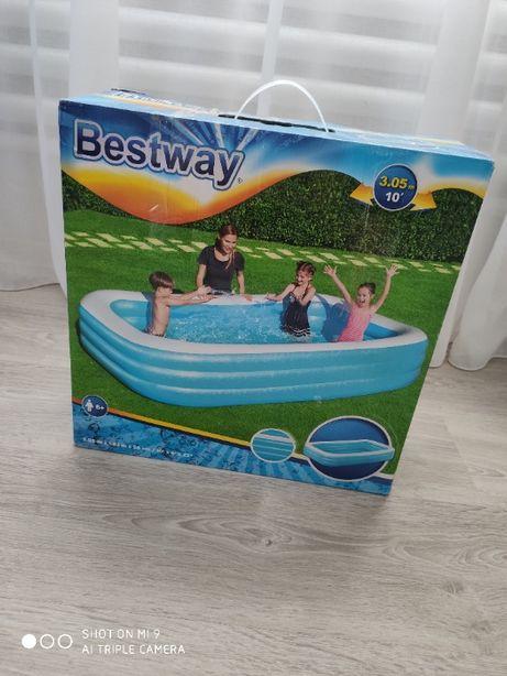 Продається надувний басейн