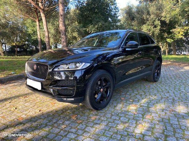 Jaguar F-Pace 2.0 i4D Prestige