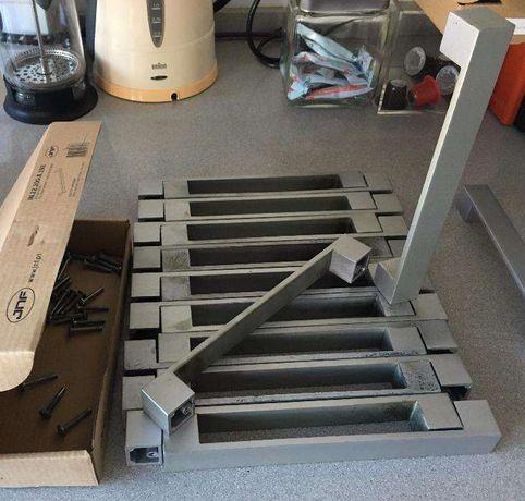 Puxadores em Alumínio (Maciços) para Móveis de Cozinha