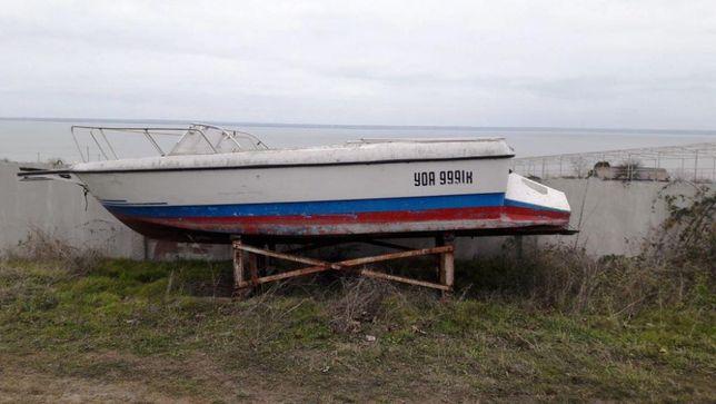 Корпус катера Сигма С-55 под работу
