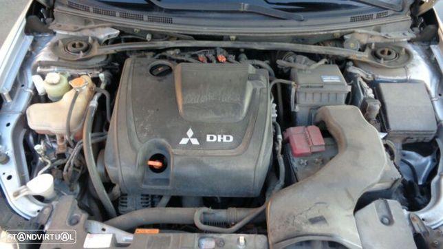 Motor Mitsubishi Grandis Outlander 2.0Di-d 140cv BSY BYL BWD BWC Motor de Arranque  + Alternador