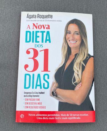 """Livro """"A nova dieta dos 31 dias"""""""
