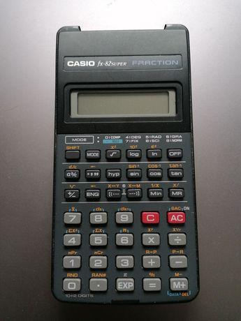 Calculadora científica Casio fx-82 super-w