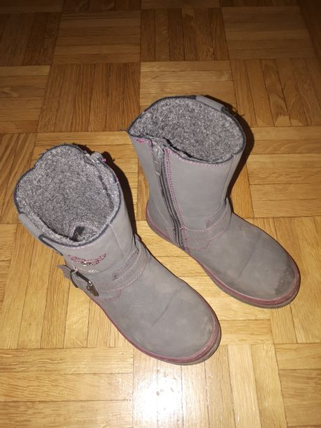 Buty zimowe/kozaki 24