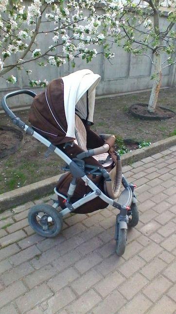 Продам отличную польскую коляску TAKO BABY HEAVEN EXCLUSIVE 2 в 1