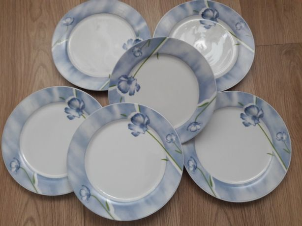 Набор Тарелок столовых подставных обеденных