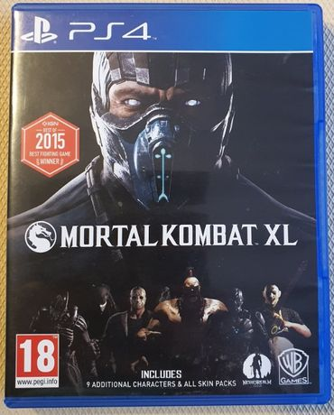 MORTAL KOMBAT XL PS4 PL Playstation 4 Gra