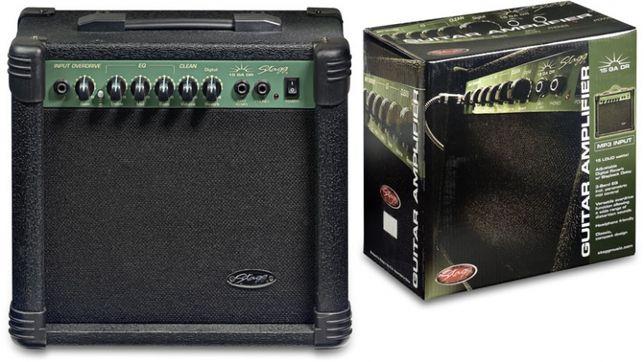 Combo Guitarra 15 GA DR EU