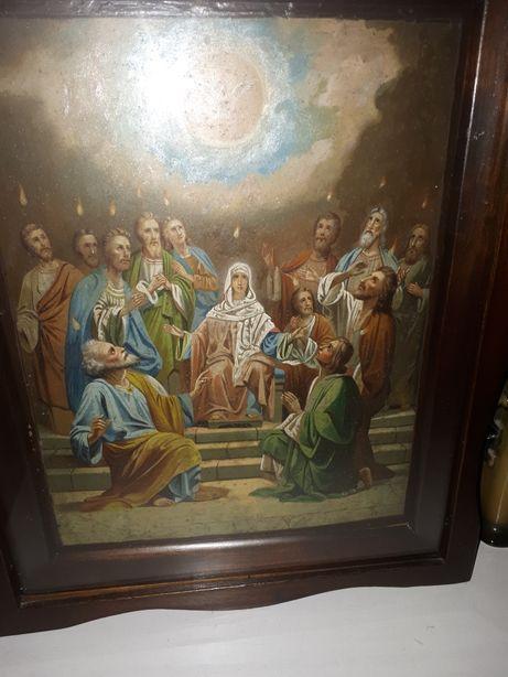 Картина сошествие Святого духа, икона, живопись, подарок