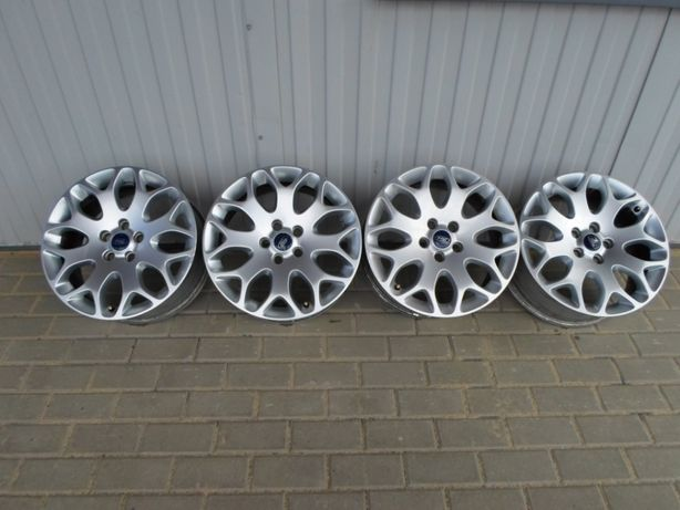 Ford - felgi aluminiowe 17', 5x108, ET50