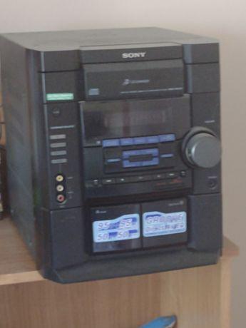 Wieża Sony +2glosniki