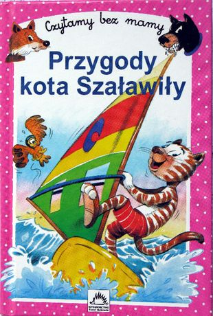 Przygody kota Szalawiły - czytamy bez mamy