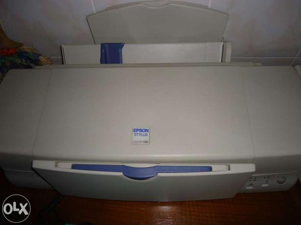 Impressora A3 Epson stylus color 1160 para peças!!