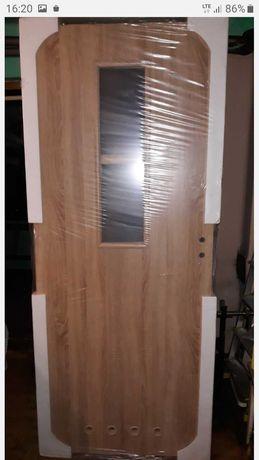 Drzwi łazienkowe prawe 80