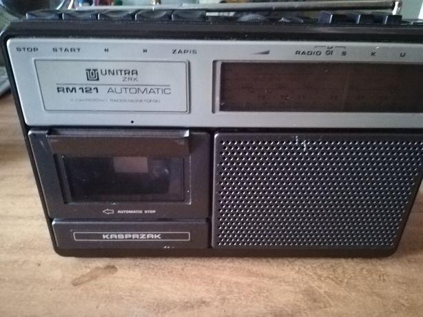 Radiomagnetofon Kasprzak RM121 Automatic