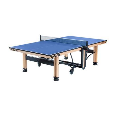 CORNILLEAU stół tenisowy competition 850 WOOD ITTF niebieski