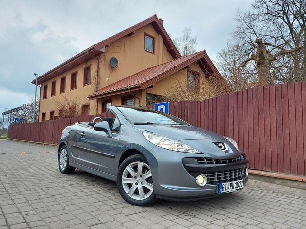 Peugeot 207cc*1.6*120km*2007r*120tys przebiegu!*oplacony*alu*klima*HIT