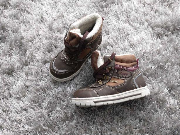 Buty trapery dla chłopca 23