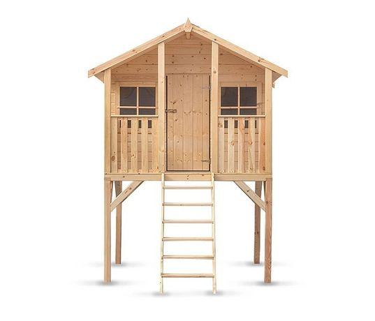 Ogrodowy drewniany domek BAMBI dla dzieci OSTATNIA SZTUKA!!!