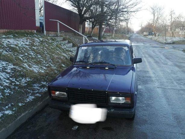 Автомобиль Ваз 21074