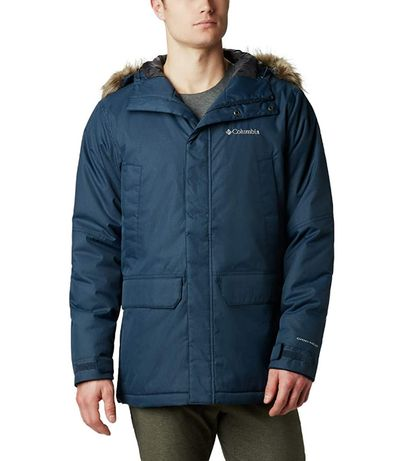Мужская куртка Columbia Penns Creek II Parka. Размер 1X - 56.