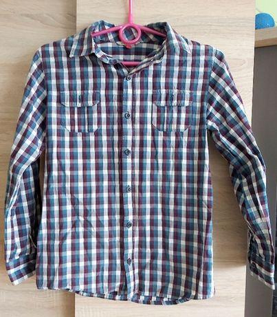 Paczka chłopięcych koszul ubrań chłopięcych Next, Primark, H&M,Takko