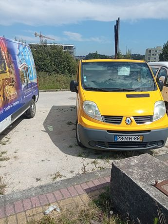 Renault trafique