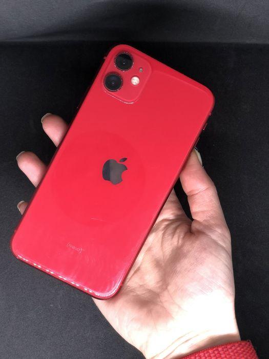 iPhone 11 Red 64Gb Тернополь - изображение 1