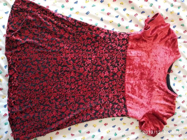 Красивое платье для девочки marks&spencer