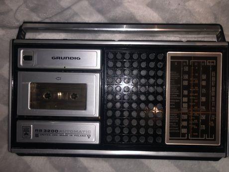 Radiomagnetofon grundig RB3200