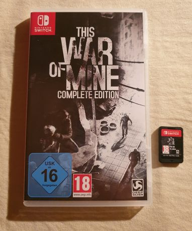 This War of Mine Complete Edition Nintendo Switch