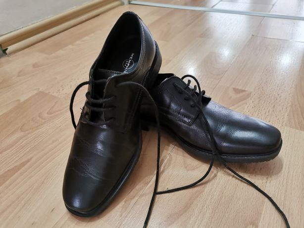 buty eleganckie komunijne ślub wesele rozm 34
