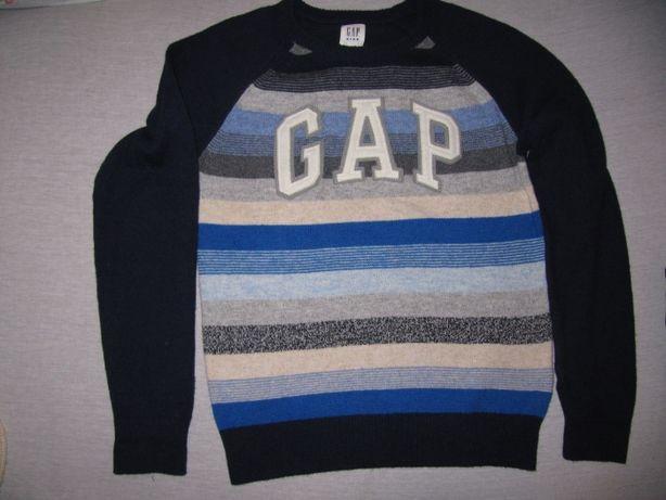 Chlopiecy sweter firmy Gap roz 152-158