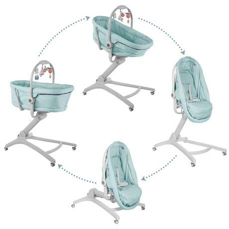 Кроватка - стульчик  BABY HUG AIR 4 В 1