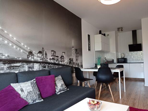 Apartament noclegi mieszkanie pokoje na doby BON Kraków centrum 4osoby