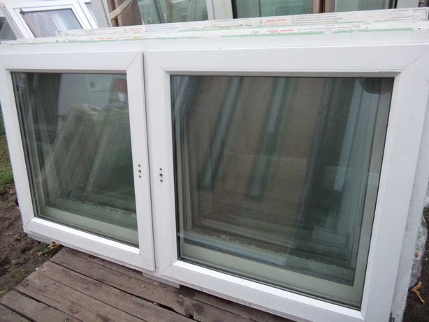 Okna używane z Niemiec szer 172 x 95 wys