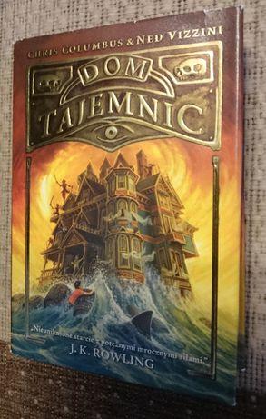 Harry Potter Dom Tajemnic Ch. Columbus N. Vizzini