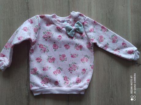 Sweterek rozmiar 80-86