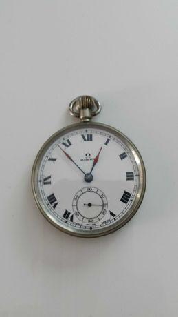 Zegarek kieszonkowy Omega 1938