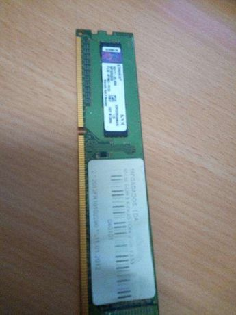 RAM ddr3 1333mhz 2gb