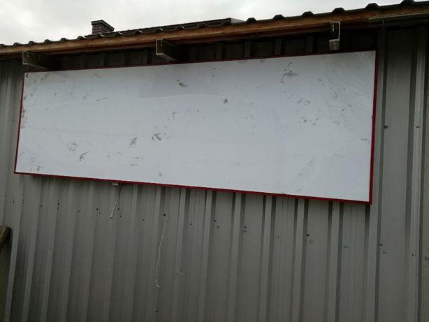 Reklama świetlna ledowa,baner 280x90cm, 150x250