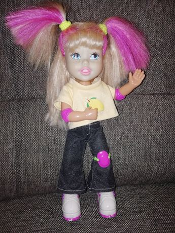 Mattel кукла на роликах винтаж 1998