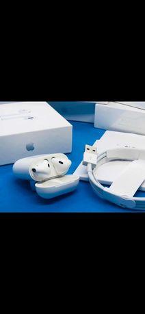 AirPods AirPods2 pro беспроводные наушники iPhone Apple